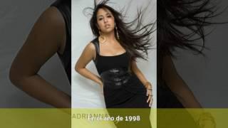 Adrianna Foster - Comienzos