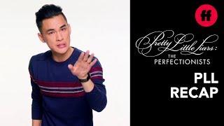 Pretty Little Liars Recap in 84 Seconds | By Hank Chen, Superfan | Freeform