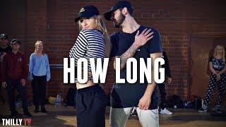 Charlie Puth - How Long - Dance Choreography by Jake Kodish & Delaney Glazer - #TMillyTV