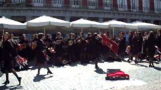 Tuna em Madrid