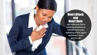 Is it a Heart Attack or Heartburn?