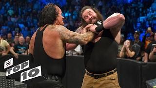 WWE Top 10 gigantes de WWE aplastados