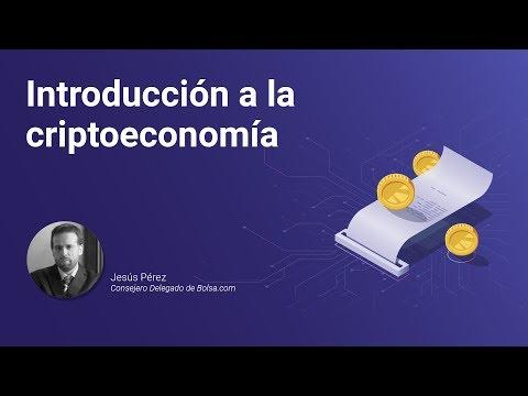 ¿Cómo funciona la criptoeconomía? ¿Cuáles son los principios básicos en que se basa? Jesús Peréz, fundador de CryptoPlaza nos da una introducción a la criptoeconomía y sus aplicaciones.