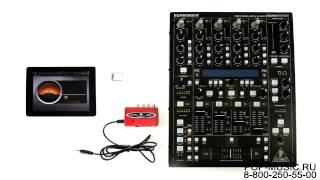 How to record DJ sets on iPad using the BEHRINGER UCA222 USB interface (русский)