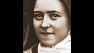 """Sainte Thérèse de l'Enfant Jésus: """"C'est Lui qui nous fait désirer"""""""