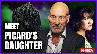 Picard has a Daughter! You'll never guess how...