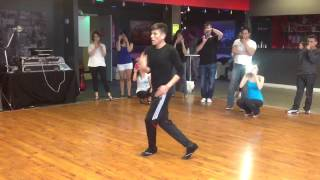 Salsa Ladies Styling Workshop With Jonathan Ibarra