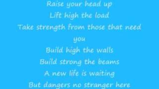 Two Worlds One Family- lyrics