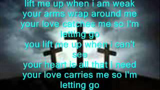 YOU lift me up - the afters - Inspirational English Christian song