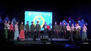 Оптинский казачий хор & Александр Щербаков. Любо мне