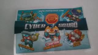 SR S Repaso de Super Zings Cyber Squad