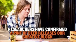 BEER TO THE CREATIVE RESCUE!