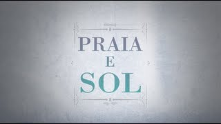 CINE - Praia e Sol (part. Turma Do Pagode) LYRICS VIDEO