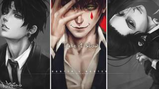 「Nightcore」→ Heathens ✗ Sucker For Pain  Switching Vocals