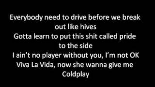You Me At Six ft Chiddy - Rescue Me LYRICS