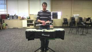 Marching Tenor Crossover Technique