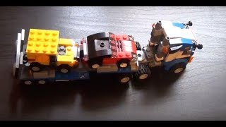 Lego Creator 31033 Vehicle Transporter 3 in 1