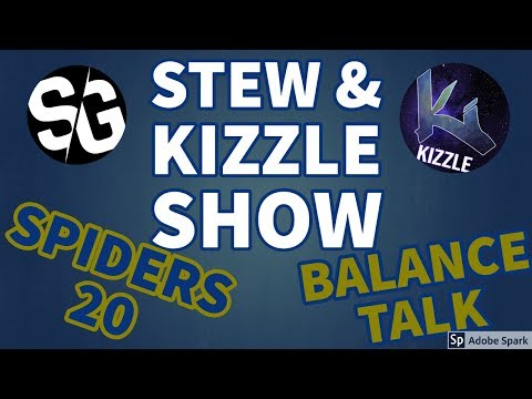 [RAID SHADOW LEGENDS] STEW & KIZZLE TALK ABOUT SPIDERS 20 & BALANCE