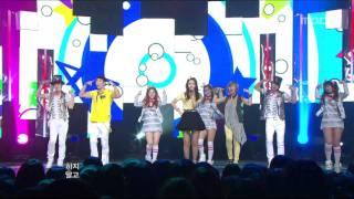 Turtles - Hero, 거북이 - 주인공, Music Core 20110507