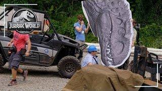 Chris Pratt: Indominus Paddock width=