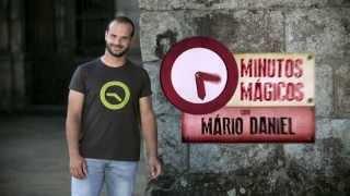 Generico Minutos Mágicos com Mário Daniel - Temporada 03