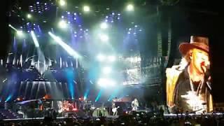 Guns N' Roses - Lisboa 2017 - Civil War