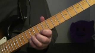 Killer Queen Guitar Solo
