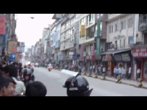 Nepal Visit – President ko sawari
