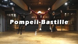 Sagar Bora | 13.13 crew | Big Dance Centre | Pompeii - Bastille (choreography)