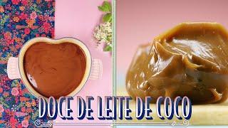 DOCE DE LEITE DE COCO VEGANO EM 25 MINUTOS | RAIZA COSTA