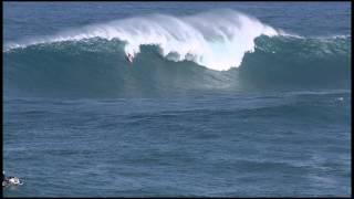Aaron Gold at Jaws 2 - 2014 Ride of the Year Entry - Billabong XXL Big Wave Awards