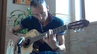 Jeff Buckley - Hallelujah  chitarra canterina  .wmv