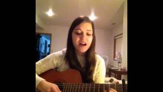 Upside Down by Jack Johnson (Cover by KennaMarieSchu)