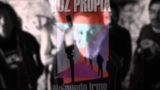 Voz Propia - No Puedo Irme (80's)