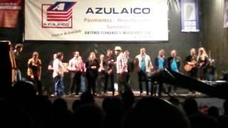 CANÁRIO canta ao desafio no S. GENS - Freixo de Cima