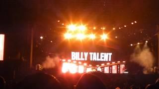 Billy Talent - Fallen Leaves - Fête du Canada, Québec 2017