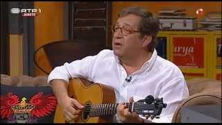 Rui Veloso acústico - Zé Pedro Vasconcelos - 5 Para a Meia-Noite