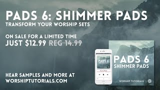Pads 6: Shimmer Pads on sale for $12.99