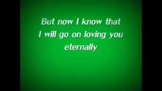 Elvis Presley- I Want You, I Need You, I Love You/ Lyrics