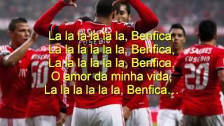 Canticos do Benfica 2 - com letra