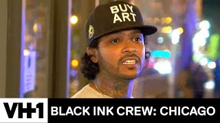 Van Goes After Ryan | Black Ink Crew: Chicago