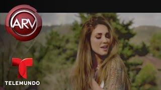 Anahí estrena video musical con Julión Álvarez | Al Rojo Vivo | Telemundo