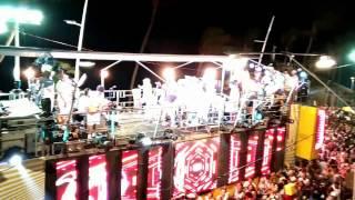 Timbalada - carnaval 2017 Barra Ondina Som dos tribais