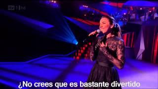 I Don't Know How To Love Him - Melanie C (Live, Subtitulada)