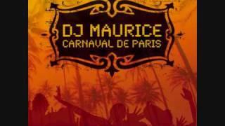 Dj maurice - carnaval em paris