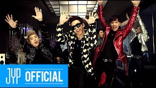"2PM ""HANDS UP"" M/V"