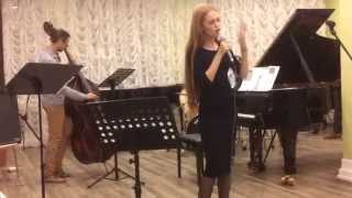 Maria Antipovskaya - Fever (Live)