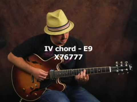 How to play lead electric blues guitar solo skills lesson