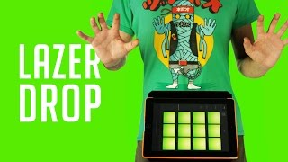 LAZER DROP -  TRAP DRUM PADS 24