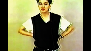 Madonna - Fame Audition - Before They Were Famous TV Show - Holiday